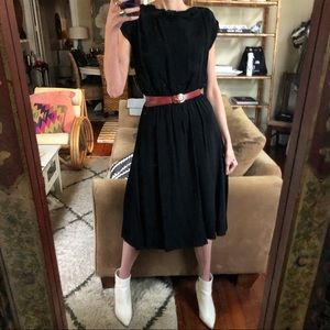 Vintage union made DVF dress